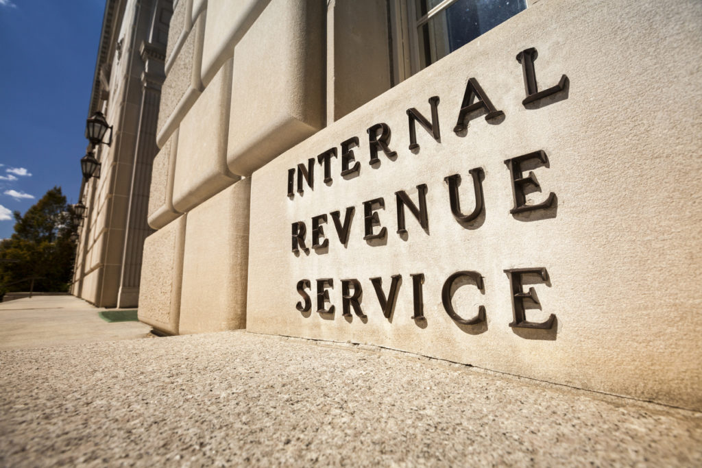 IRS is 'blurring the lines' between good and bad